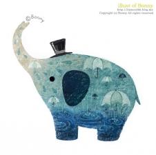 Elephant Rain