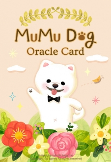 MuMu dog Oracle Card