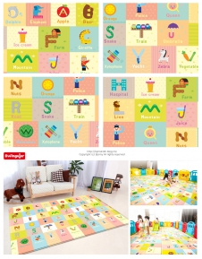 Baby Play Mat-Alphabet